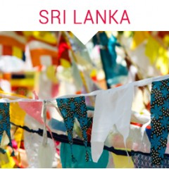 Kit Septembre : Le Sri Lanka